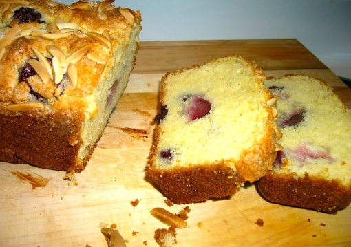 cherry-almond-bread