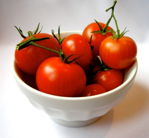 Sunset Campari tomatoes are greenhouse grown but are sweet and juicy