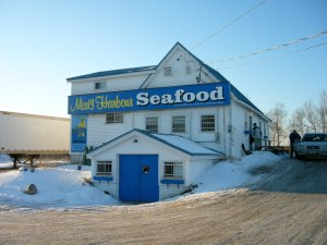 Misty Harbour Seafood in New Brunswick
