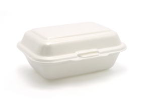Cooking more at home cuts down on wasteful take-out packaging, some of which cannot be recycled