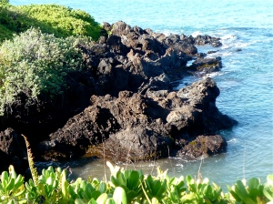 Near Wailea Beach, Maui, Hawaii