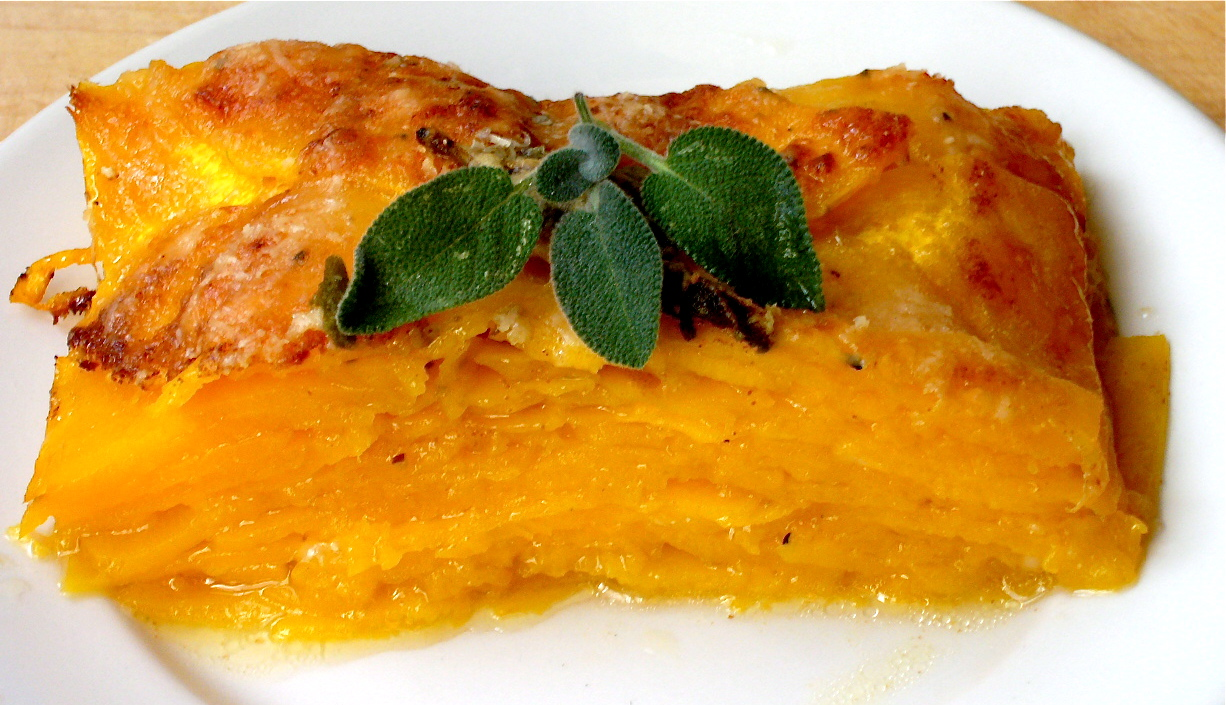 Parmesan-Butternut Squash Gratin Recipes — Dishmaps