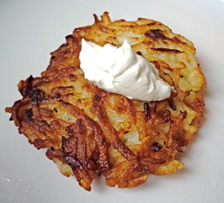 Potato Latkes | The Seasonal Gourmet