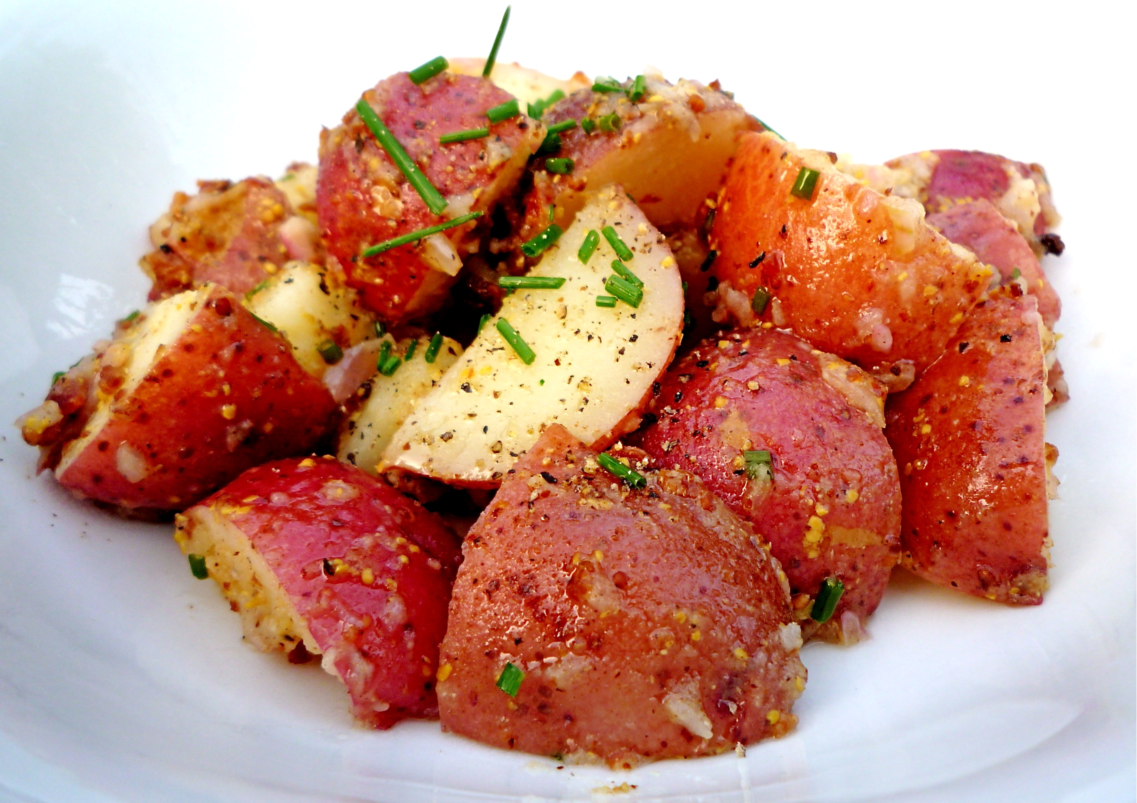 new red potatoes recipe